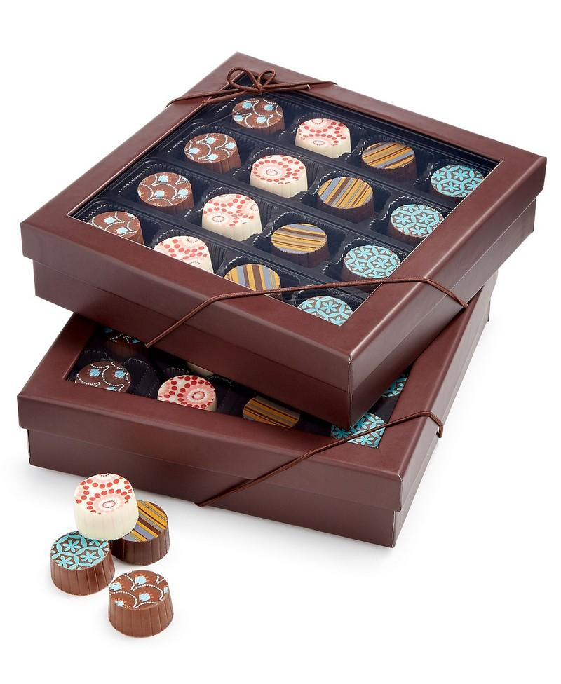 14762543_fpx-Chocolate Works 32-Pc. Truffle Gift800