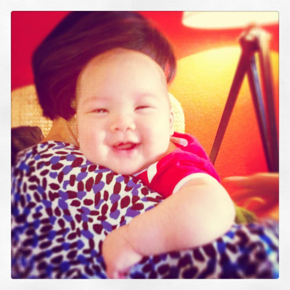 Smiling Skyler