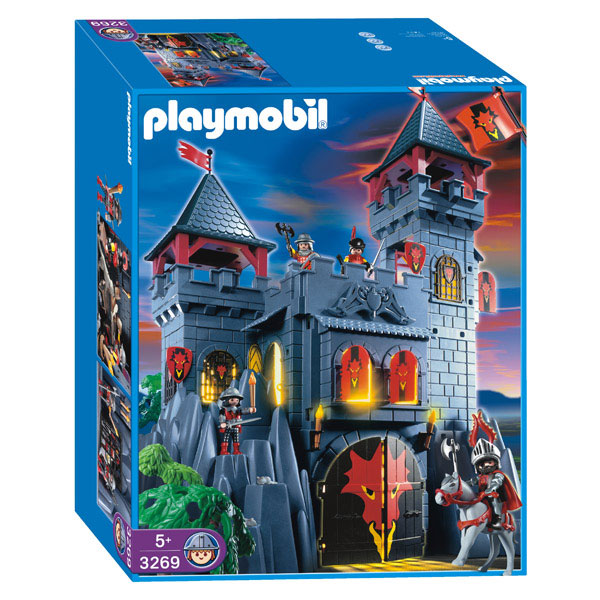Chateau fort playmobil for Plan chateau fort playmobil